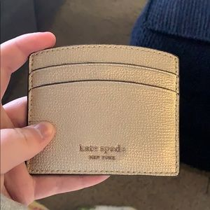 Iike new Kate spade card holder